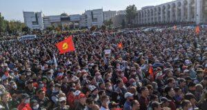 Bu Defa Kırgızistan'da Neler Oluyor? Hazal Yalın