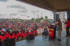 Zambiya Sosyalist Partisi-Temel İlkeler