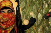 Zapatista Ulusal Kurtuluş Ordusu'dan Sömürgeciliğe, Nasyonalizme ve Kalkınmacı Mega-Projelere Karşı İsyancı Yürüyüş Çağrısı….