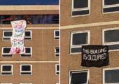 İngiltere: Manchester'daki Kazanım Üniversitelerde Kira Grevi Direnişini Yaygınlaştırıyor