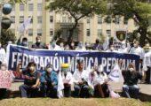 Peru: Sağlık Emekçileri Süresiz Grev İlan Etti